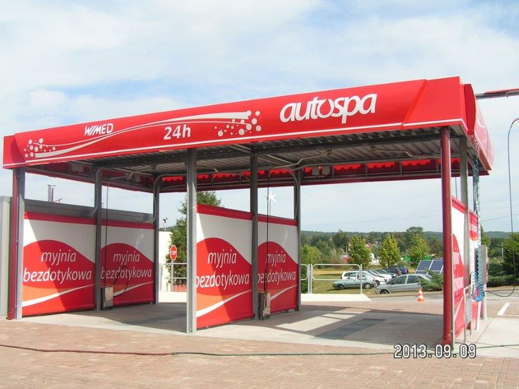 First partnership car wash in Tuchów AutoSpa.pl