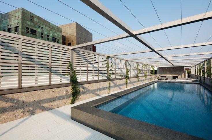 Gallery of New Australian Embassy Jakarta / Denton Corker Marshall - 15