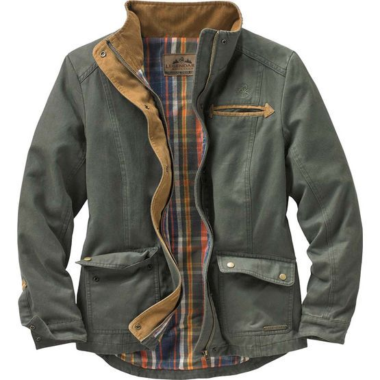 Women's Saddle Country Barn Coat at Legendary Whitetails