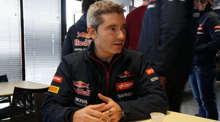Xevi Pujolar se queda fuera del equipo Toro Rosso # El ingeniero español Xevi Pujolar está fuera de Toro Rosso. Xevi era el ingeniero de pista de Max Verstappen, al que como saben también han lanzado de Toro Rosso, pero para caer en Red Bull. …