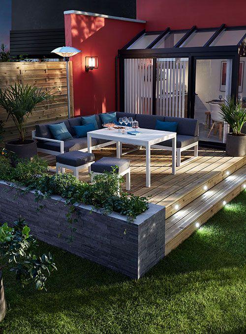17 meilleures id es propos de castorama jardin sur pinterest barriere ext - Barriere de terrasse castorama ...