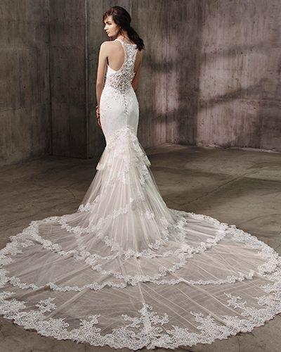 Ariel Wedding Gown | Badgley Mischka Bride Couture 2017