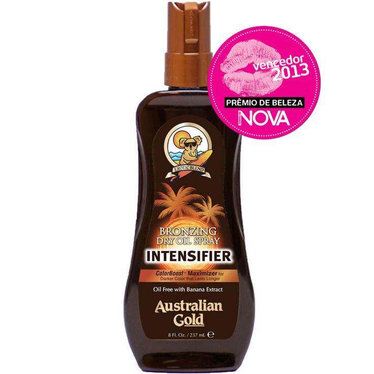 thumb Australian Gold Bronzing Dry Oil Spray Intensifier - Acelerador Bronzeador 237ml