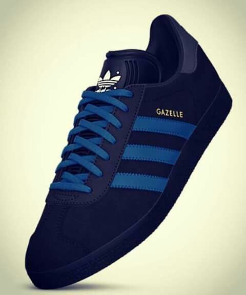 Lovely pair of Gazelles aping the Tahiti Marine colourway
