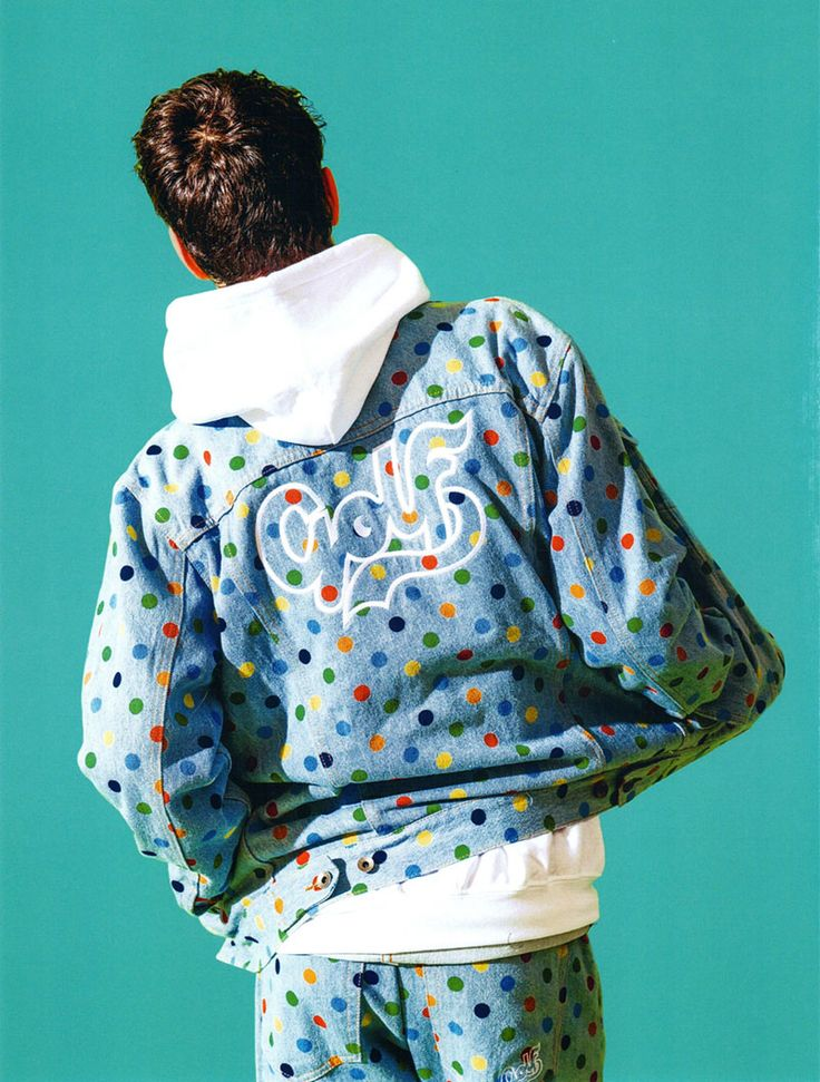 After making their runway debut this summer, Tyler, the Creator and his Golf Wang label return with the official lookbook for their new FW16 collection.