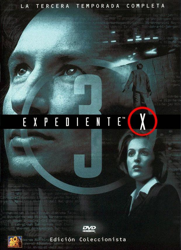 Expediente X (Temporada 3) - Empezada el 19/11/2017