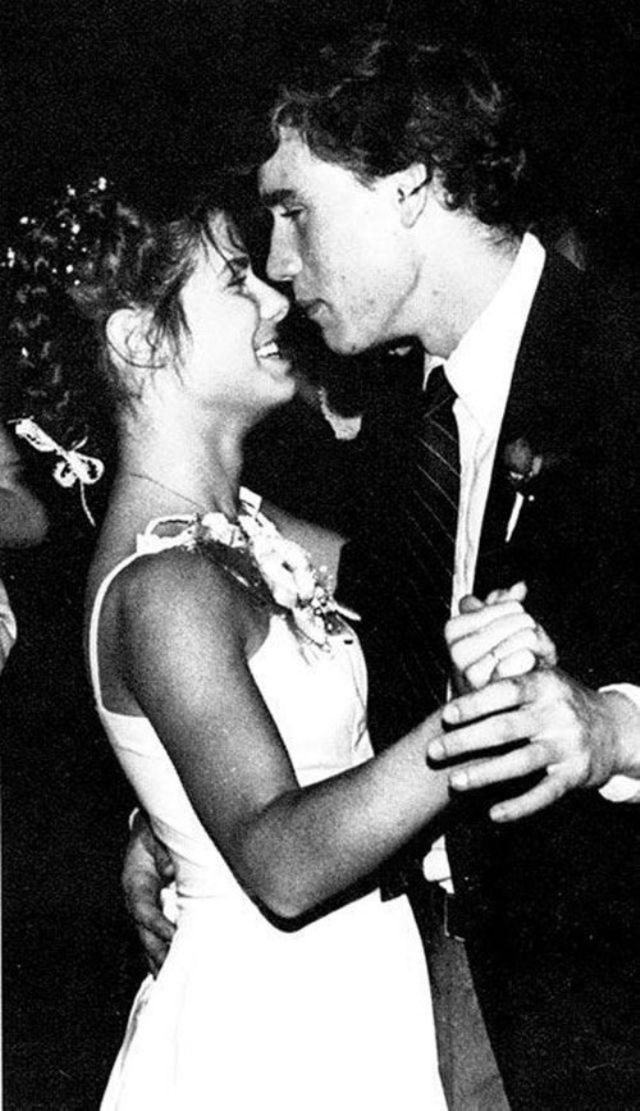 Awkward and Adorable Celebrity Prom Photos Before They Were Famous: Sandra Bullock