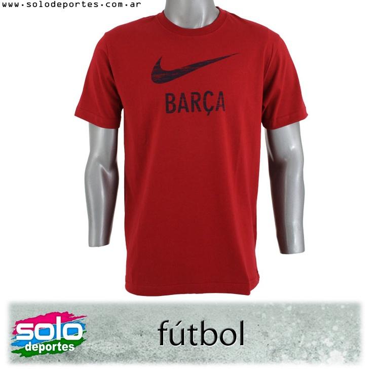Remera FC Barcelona Basic $239 (U$S 46,58)