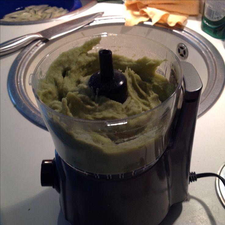 kitchen boss eggplant caponata%0A Tuinbonen puree
