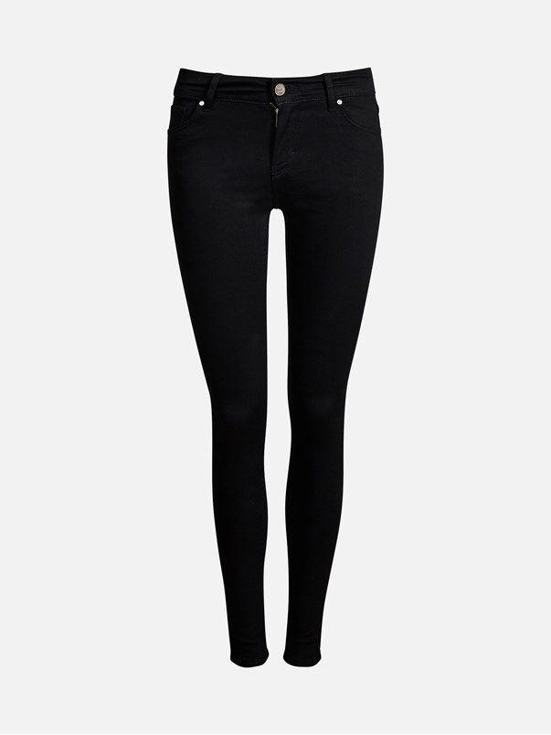 Icon F ODB jeans | | Svart | BikBok | Norge
