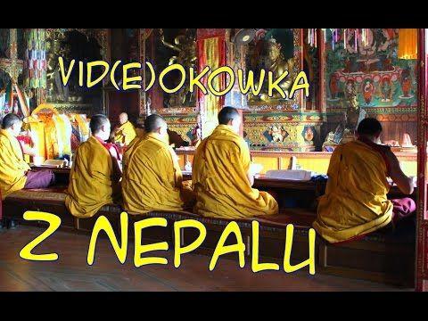 Wid(e)okówka z Kathmandu, Nepal - YouTube