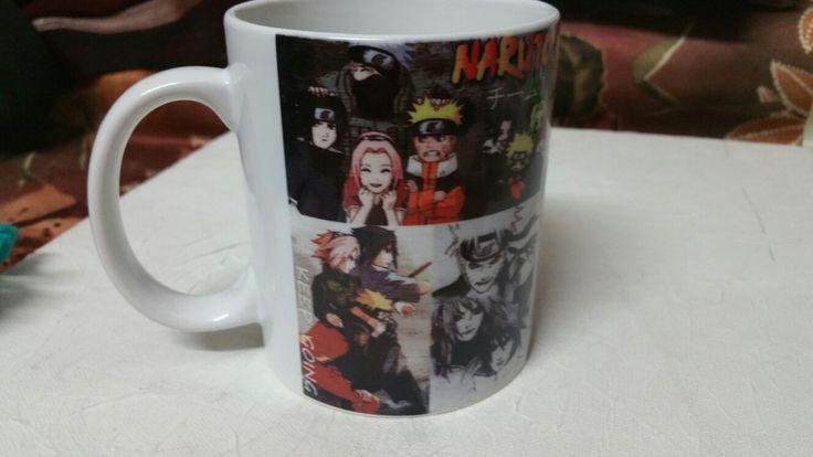 Naruto mugs!