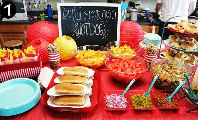 Festa do Hot Dog!!!!!! PANELATERAPIA - Blog de Culinária, Gastronomia e Receitas: Festa do Hot Dog