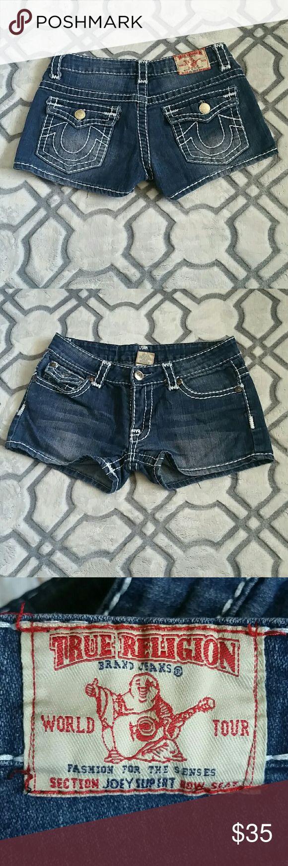 True Religion Shorts Denim True Religion Shorts Jean Shorts