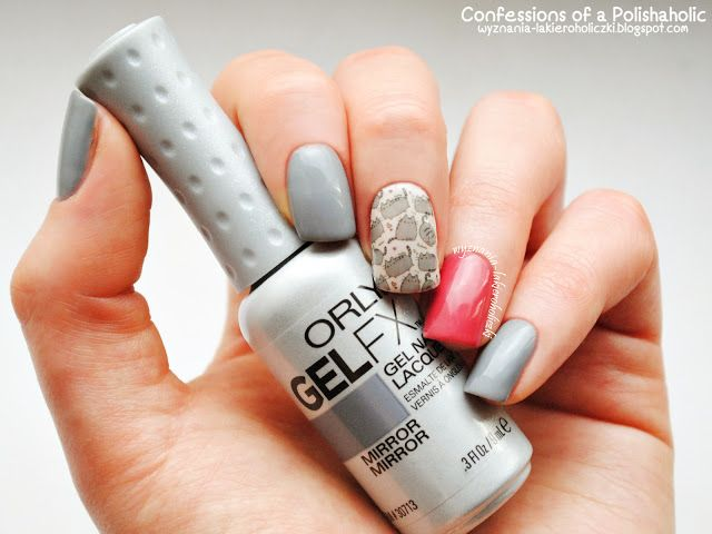Confessions of a Polishaholic: Orly GelFX Mirror Mirror