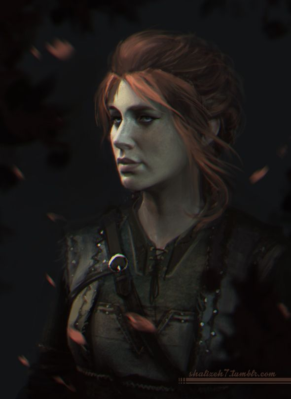 Sofia from the Rise of the Tomb Raider | shalizeh7