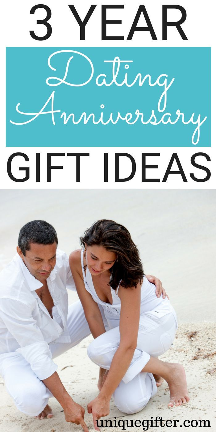 3 Year Dating Anniversary Gift Ideas Dating anniversary