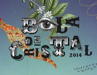 Confira este projeto do @Behance: \u201cBola de Cristal 2014\u201d https://www.behance.net/gallery/13467597/Bola-de-Cristal-2014