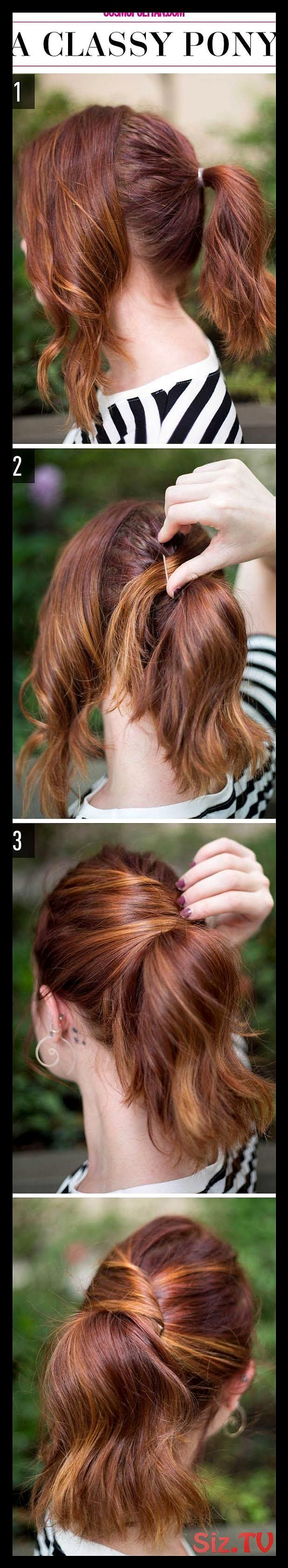 15 Super Easy Hairstyles For Lazy Girls Who Can T Even 15 Girls Hairstyles Lazy Supereasy 15 Super Easy Hairstyles For Lazy Girls Who Can T Even 15 Gi...