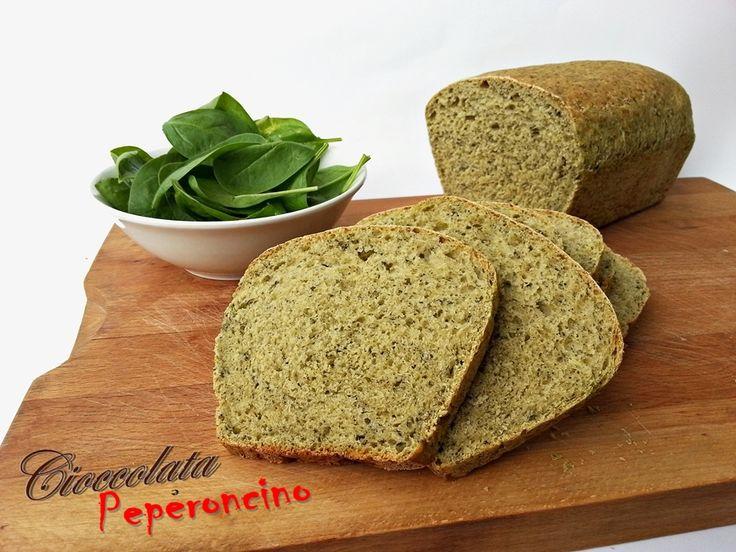 pane verde al parmigiano