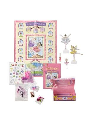 24% OFF T.S. Shure Ballet Jewelry Box Creativity Set & Book