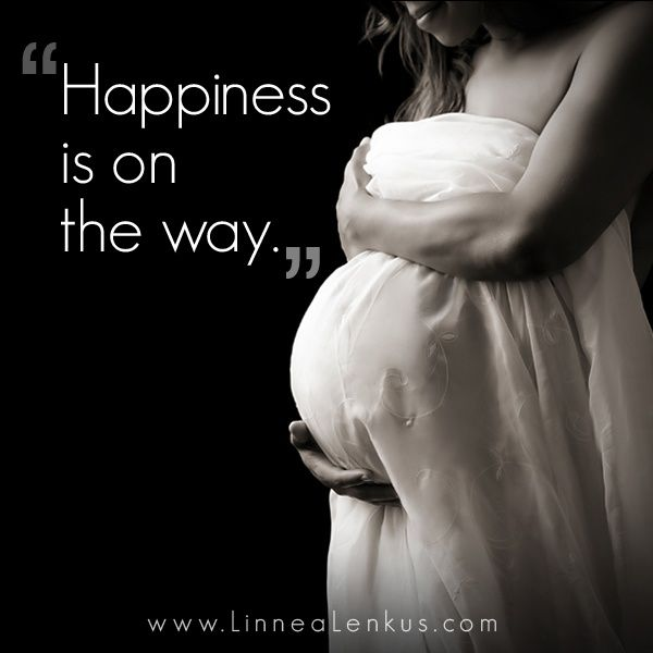 Happiness is on the way