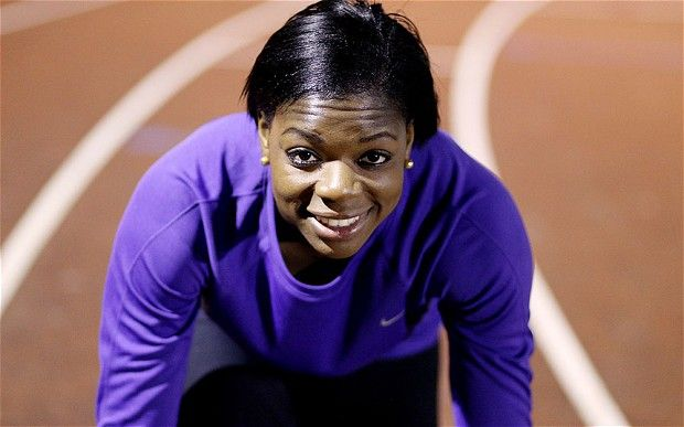 Asha Philip considered turning hand to acting before giving athletics another shot
