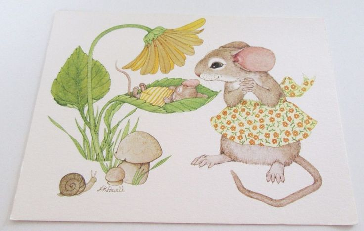 420 Best Images About Illustration Art Mice On Pinterest