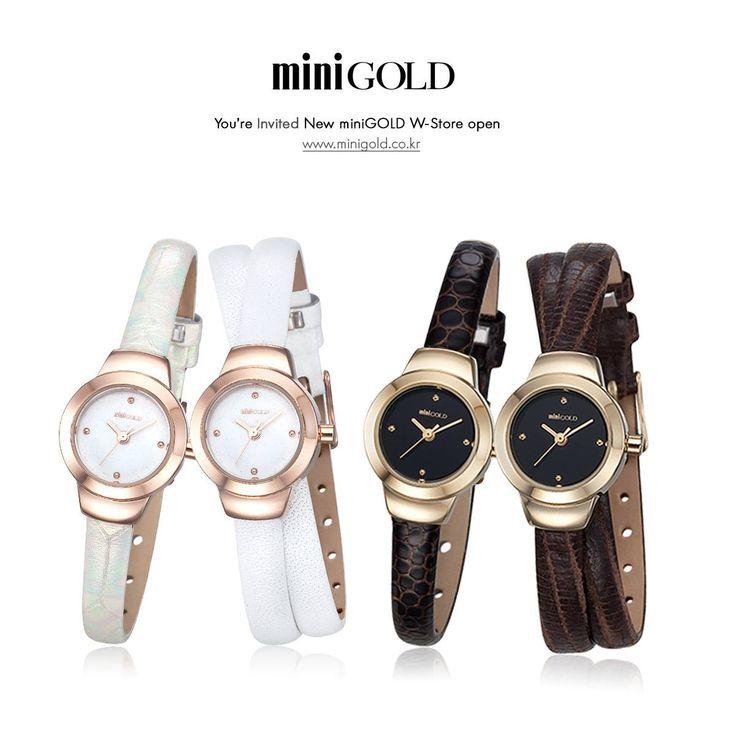 miniGOLD Watch