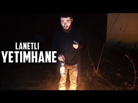 LANETLİ YETİMHANEDE BİR GECE - Paranormal Olaylar - YouTube