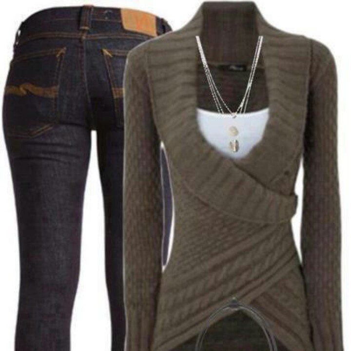 Saturday Errand Run Outfit