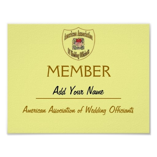 17 Best Images About American Association Of Wedding Officiants On Pinterest