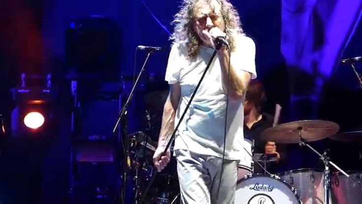 Robert Plant & The Sensational Space Shifters Live @ Pistoia Blues Festival, 11.07.2014. http://www.robertplant.com/