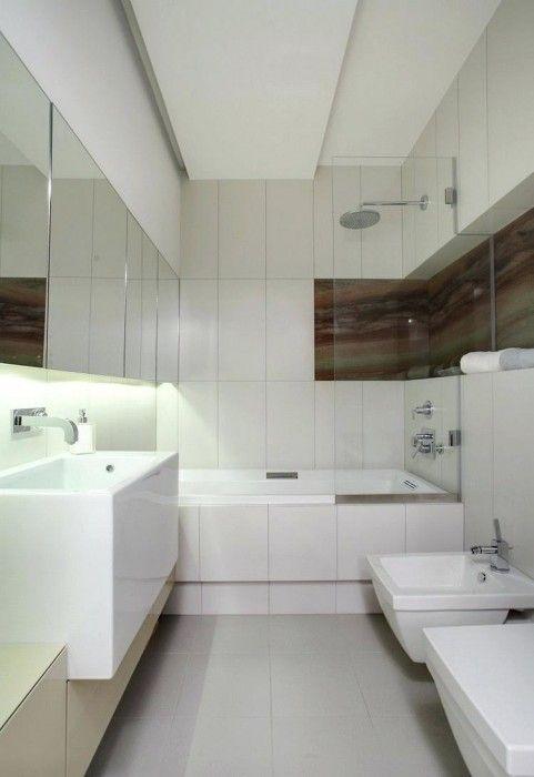 Kleines Badezimmer Ideen Einrichtung | Badezimmer | Badewanne mit ...