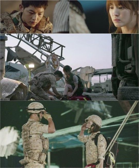 "Watch: ""Descendants of the Sun"" Releases Its Heart-Gripping, Danger-Filled Main Trailer"