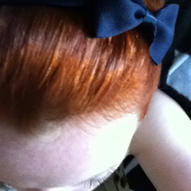 Red red hair: Red Hair
