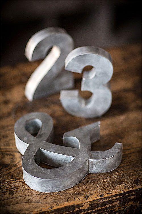 Metal Zinc Number Metals