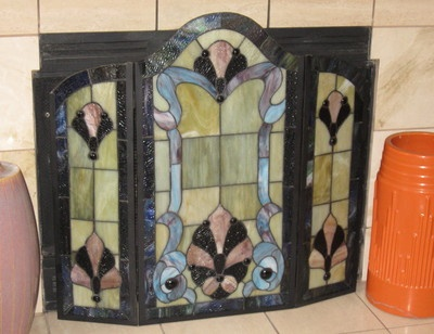 144 best Fireplace Screens images on Pinterest   Fireplace screens ...