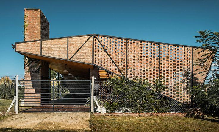 Gallery of 16 Details of Impressive Brickwork - 21
