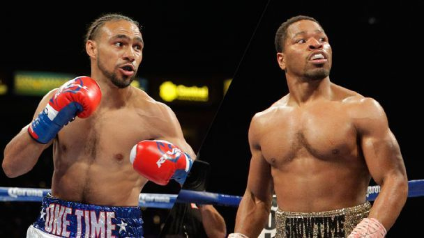 Confirmed! Keith Thurman VS. Shawn Porter Set for March 12 at the Mohegan Sun Arena in CT — @BORICUABOXING   ThePugilistReport™