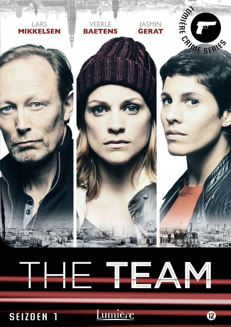 bol.com   The Team - Seizoen 1, Lars Mikkelsen, Veerle Baetens & Jasmin Gerat   Dvd...