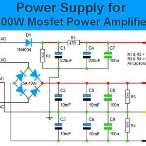 Image Result For Diy Audio Amplifier Instructablesa