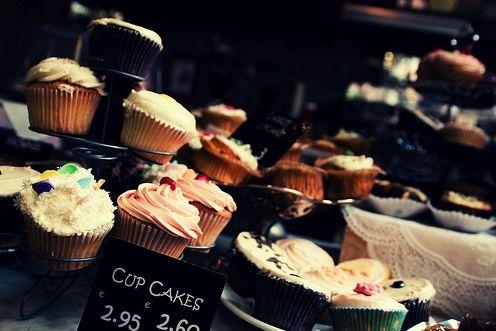 Fantastiske cupcakes