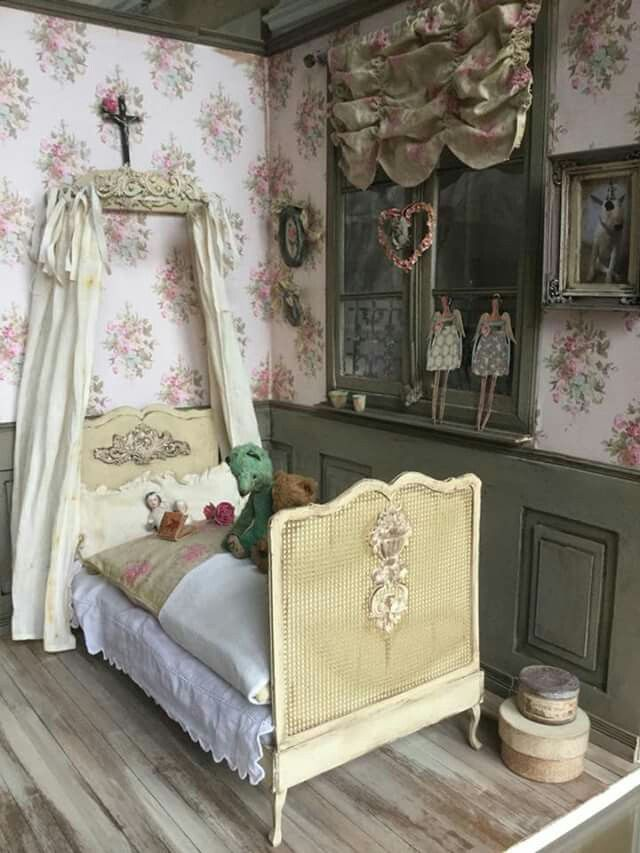 Miniature Rooms Dollhouse Ideas Doll House Miniatures