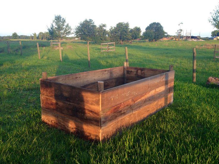 Delightful Above Ground Garden Box