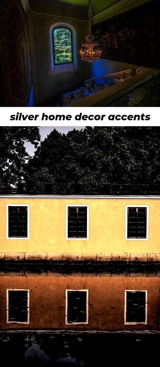 Silver Home Decor Accents 82 20181004032316 62 Home Decor Wall