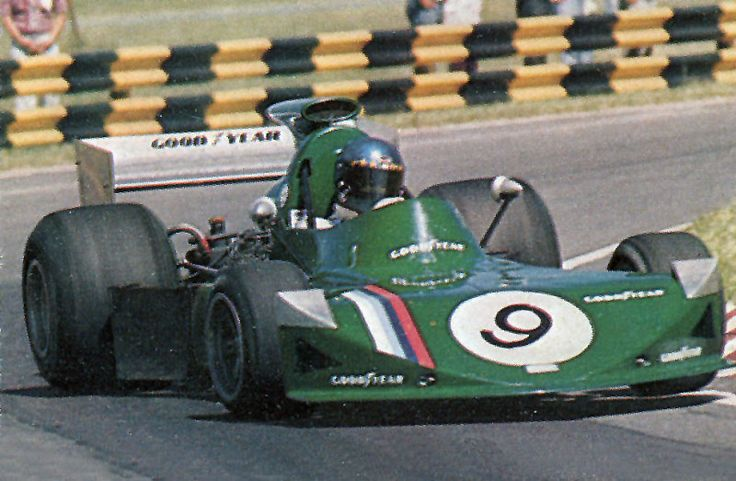 1974 Buenos Aires Hans Joachim Stuck, March Engineering, March 741 Ford 1974