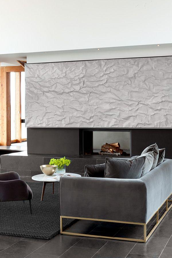 gray velvet sofa upholstered article kits modern furniture rh pinterest com