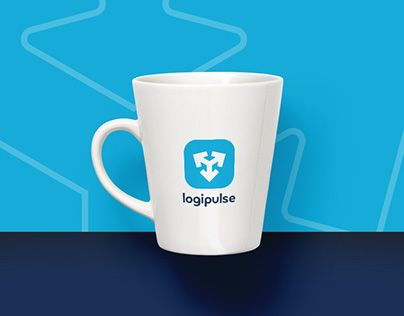 "Check out new work on my @Behance portfolio: ""LogiPulse - Branding""…"