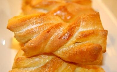 Italian Nastrine Pastries with Thermomix